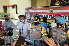 Polisi Tangkap Perakit Bom di Kadupandak Cianjur, 2 Bom Pipa Berhasil Diamankan