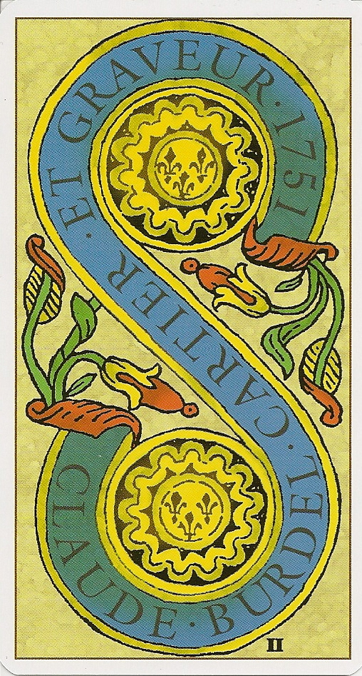 Marseille Tarot Cards 2010: Eno's Tarots: Universal Tarot Of Marseilles