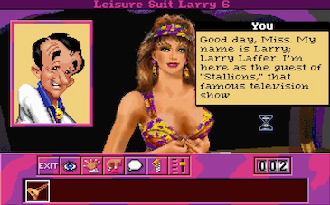 Leisure Suit Larry 6 - Shape Up or Slip Out! (1993)
