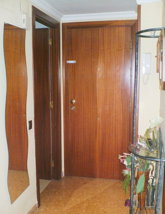 Cambio de decoraci n ii recibidor manualidades - Armarios entrada recibidor ...