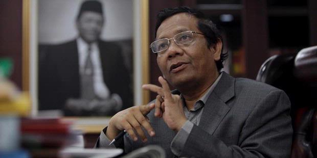 [Mahfud MD] Mayoritas Peserta Aksi di Jakarta Bukan Pengikut Habib Rizieq