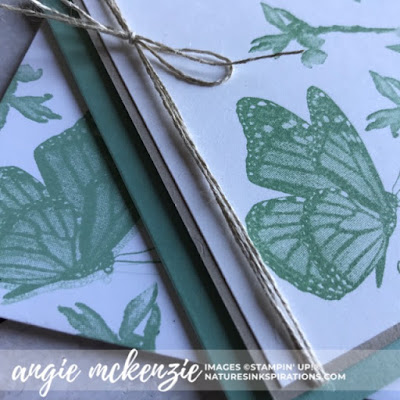 Global Creative INKspirations - New Annual Catalog | Butterfly Wishes by Stampin' Up!® | Nature's INKspirations by Angie McKenzie