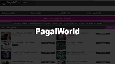 PagalWorld 2021 – illegal download video songs, mp3, movies, remix songs