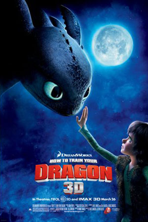 How to Train Your Dragon 2010 Dual Audio