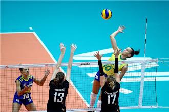Liga das Nações de Vôlei feminino 2019 - 14ª rodada