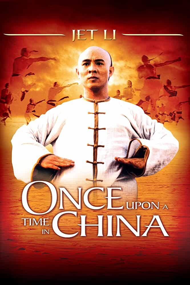 Once Upon a Time in China 1991 480p 400MB BRRip Dual Audio