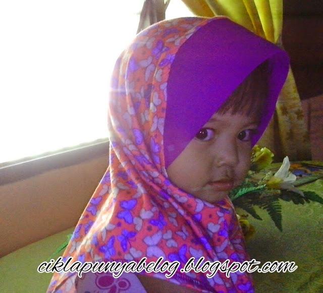 Nur Farisya Damia binti Azrin.
