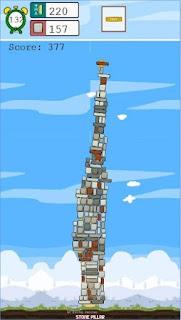 Game Stone Pillar App