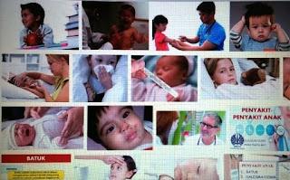 Mengatasi Penyakit pada Anak