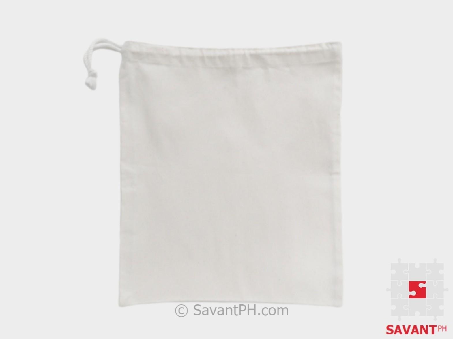 Plain Canvas Shoe Bag Philippines