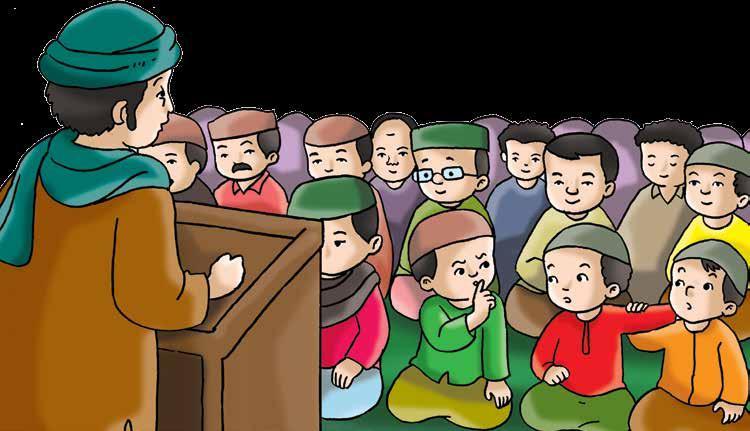 JUMATAN: Berhentilah Saling Menyalahkan! (Renungan Al-Baqarah: 113)