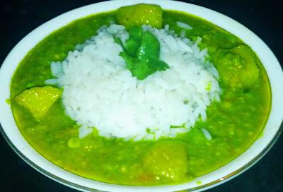 निमोना बनाने की विधि - nimona recipe  - matar nimona recipe in hindi
