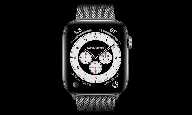 آبل تطلق الإصدار التجريبي الثالث العام من watchOS 7