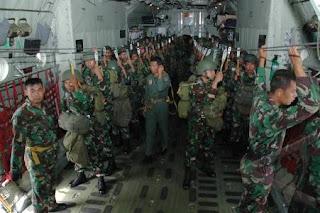 TNI Terjunkan Pasukan Tangani Bencana Jatim