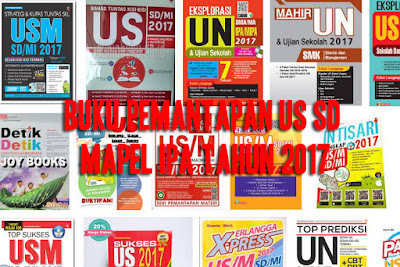 Download Buku Pemantapan US SD Mapel IPA Tahun 2017