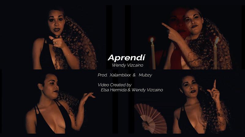 Wendy Vizcaino - ¨Aprendí¨ - Videoclip - Dirección: Elsa Hermida - Wendy Vizcaino. Portal Del Vídeo Clip Cubano. Música cubana. Cuba.