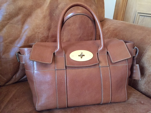 wish and wear  My Bag Collection  Mulberry Small Bayswater Buckle 17e9e4f3ac58c
