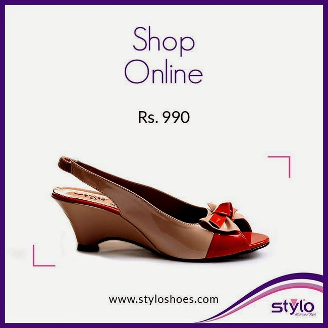 3751c936a71 Stylo Shoes Eid Footwear Collection 2014 - Stylo Shoes New Arrivals ...
