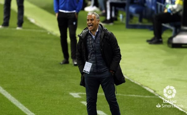 """Pellicer - Málaga -: """"Un entrenador no es nada si los jugadores no creen en él"""""""