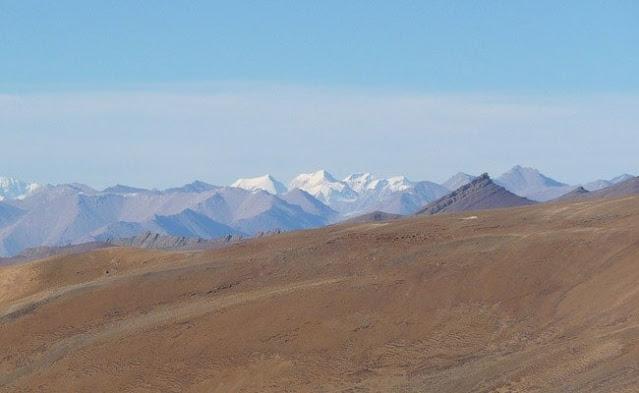 China-Ladakh Border
