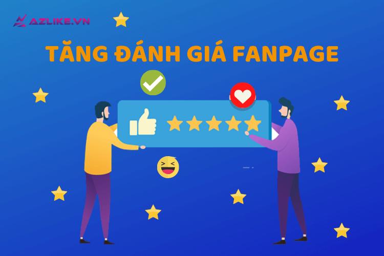 Dịch vụ tăng đề xuất đánh giá fanpge