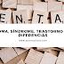 Síntoma, síndrome, trastorno y sus diferencias