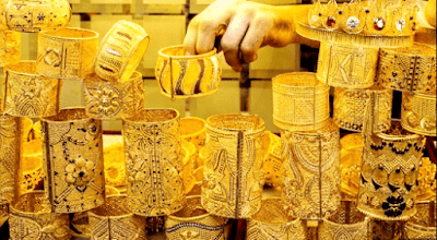 أسعار الذهب اليوم في السعودية اليوم