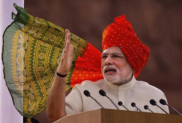 Pm august 15th speech, narendra modi speech independence day