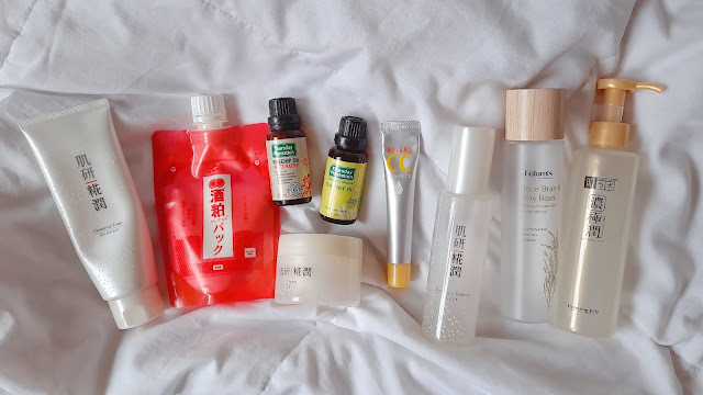 my new beauty routine