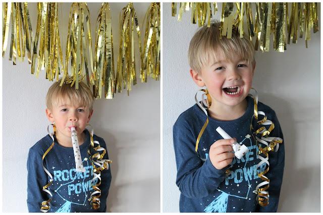 Nw Years Eve with Kids Bestes Silvester mit Kindern Tipps und Tricks Countdown Bags Spielideen Jules kleines Freudenhaus