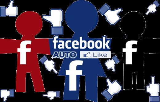Kumpulan AutoLike Facebook November dan Desember 2017