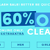 J.Crew Factory: Extra 60% Off Clearance!