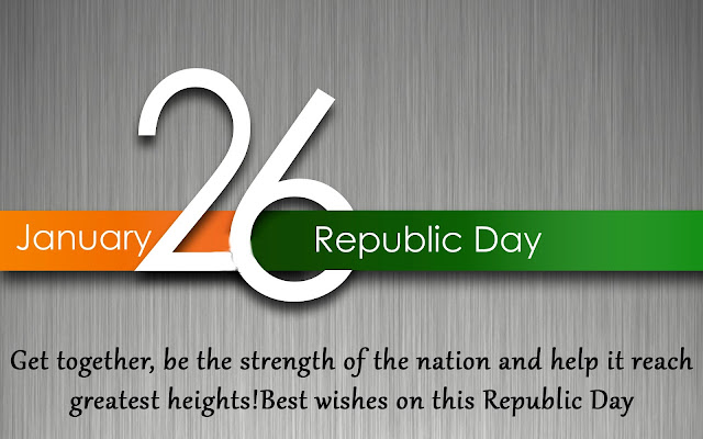 Happy Republic Day Best Quotes for whatsapp