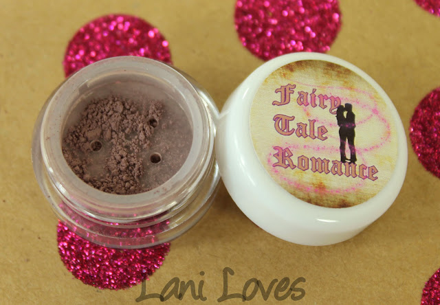 Darling Girl Hot As Baelfire Eyeshadow Swatches & Review