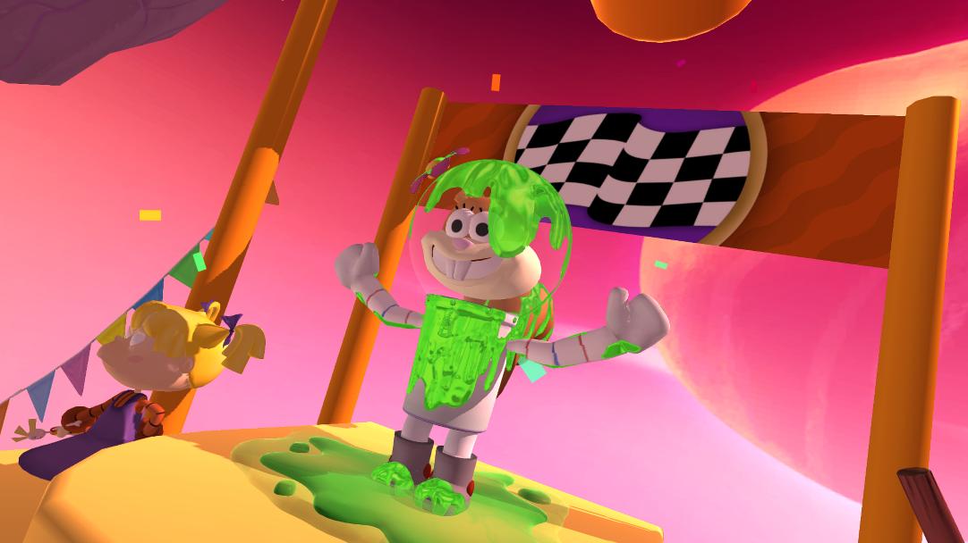 NickALive!: 'Nickelodeon Kart Racers' Gets New Slime System