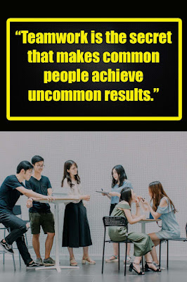 Teamwork quotes - quotes about teamwork