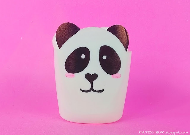 decoracao panda