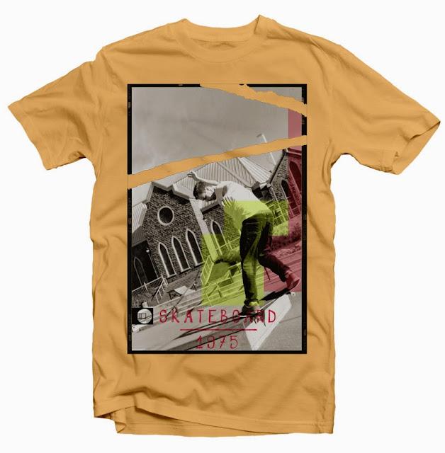 tshirt design skate