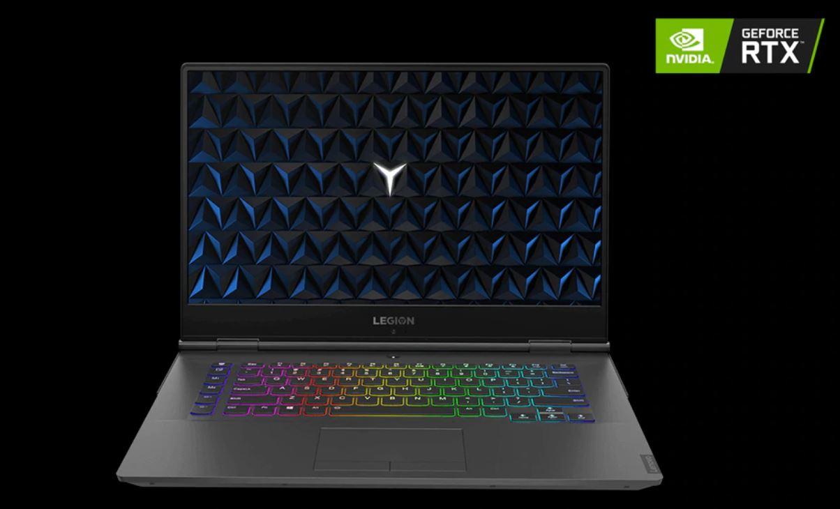 Harga dan Spesifikasi Lenovo Legion Y740 15IRHG Bertenaga Intel Core i7-9750H