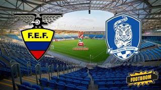 Эквадор U20 – Южная Корея U20 смотреть онлайн бесплатно 11 июня 2019 прямая трансляция в 21:30 МСК.