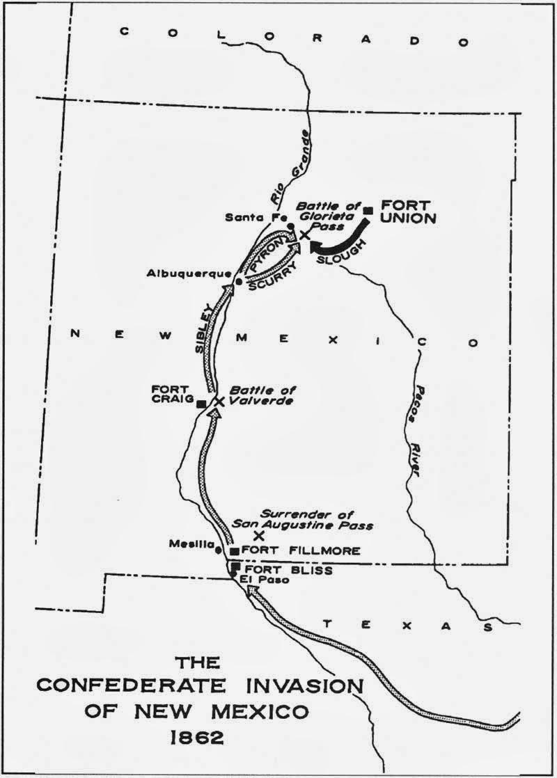 Graphic Firing Table: Decisive Battles: Glorieta Pass 1862