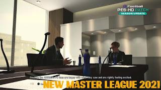 New Master league 2021