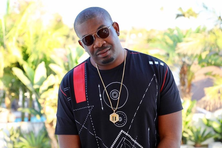 See Don Jazzy's Reaction To Report That DSS Questioned Him Over Political Statements Against President Buhari (Video) #Arewapublisize