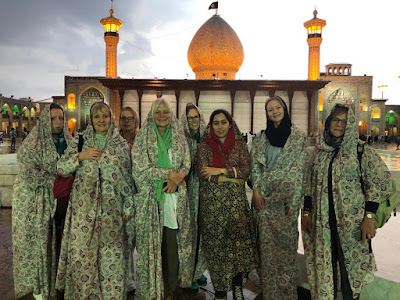"Iran is is considered as a holy land in the world in terms of Islamic sacred sites. You can visit some of the most stunning sacred places and heritage sites for Islam in Iran. ""Ahmad-ibn-e-moosa"" famous as ""sha-e-cheragh"" is brother of ""Imam reza"" and after him and their sister,his shrine is the 3rd important shrine in iran This is an impressive shrine in Shiraz where you are made welcome even as a non-Muslim.  The decorative work in a mosaic of mirror glass, the inscriptions in stucco, the doors covered with panels of silver and the wide courtyard are most attractive.  By participating in Uppersia Shiraz Free Tour, you can visit this holy shrine."