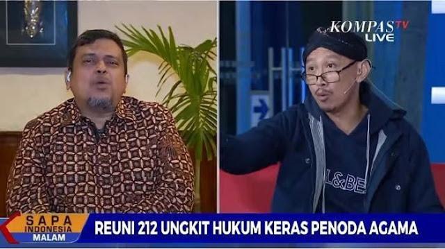 KERASS! Ustadz Haikal Hasan : Yang Suka Fitnah Ulama Rata-Rata Bodoh!