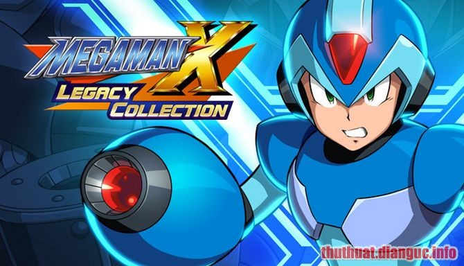 Download Game Mega Man X: Legacy Collection Full Crack