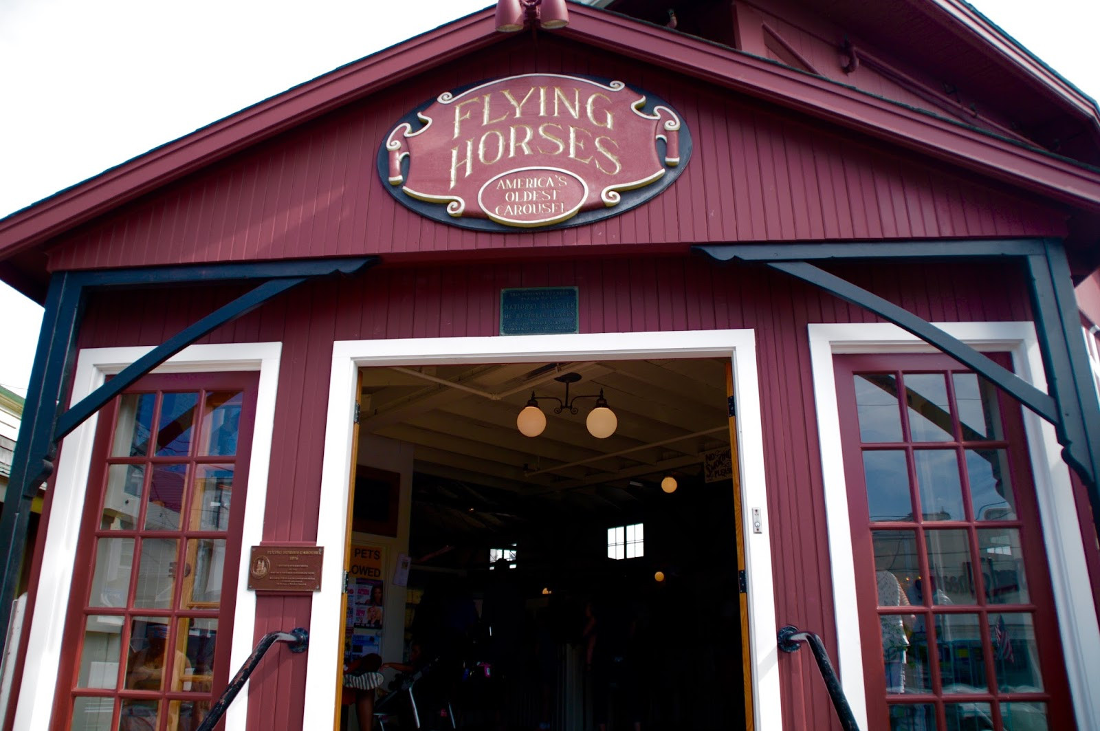 America's Oldest Carousel Martha's Vineyard