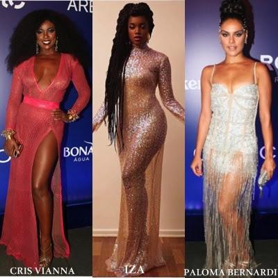 Looks Baile da Vogue
