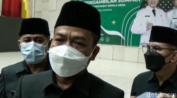 Heboh Kades Keliling Bawa Pasien Cari RS Kosong, Ini Kata Bupati Bandung