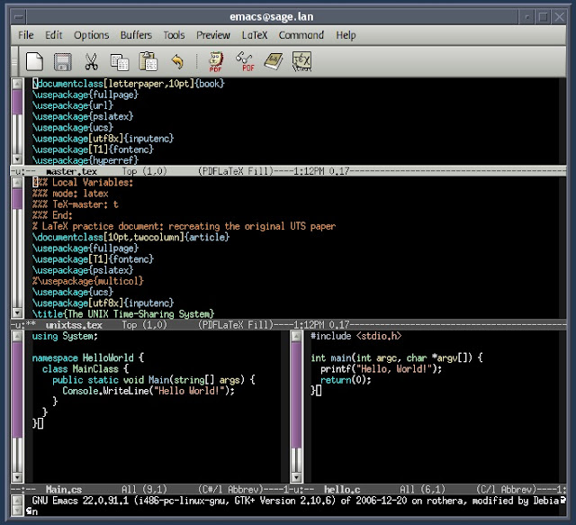 Emacs-screenshot